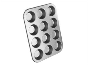 Chef Aid Muffin Tin Non-Stick 12 Cup Muffin Tray 10E10286