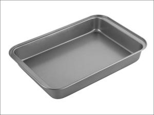 Chef Aid Roasting Tins & Pans Non-Stick Roaster 32x22x5cm 10E10313