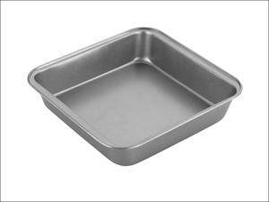 Chef Aid Baking Sheets & Trays Non-Stick Square Cake Tin 23x23x5cm 10E10322