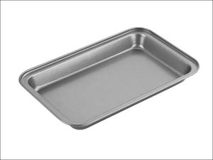Chef Aid Baking Sheets & Trays Non-Stick Brownie Pan 28x18x3cm 10E10329
