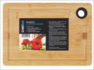 Chef Aid Chopping Board Bamboo Board 28 x 10 x 1.5cm 10E11058