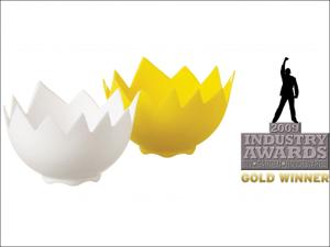 Eddingtons Egg Poacher/ Boiler Eggshell Silicone Egg Poacher x 2 1507251