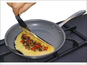 Eddingtons Microwave Omelette Maker Omelit Fat Free Omelette Maker 511016
