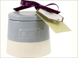 English Tableware Company Sugar Bowl Artisan Sugar Bowl Blue DD0881A12