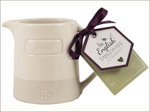 English Tableware Company Milk/ Water Jug Artisan Creamer Jug Cream DD0882A02