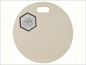 English Tableware Company Chopping Board Artisan Chopping/ Serving Board Cream DD0831A02