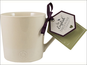English Tableware Company Everyday Mugs Artisan Mug Cream DD0809C02