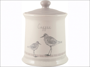 English Tableware Company Individual Canister Sandpiper Canister Coffee DD0601A02
