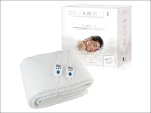 Dream Nite Under Blanket Multi-Zone Fleece Under Blanket Double DN48002
