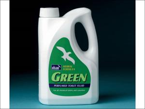 Elsan Sanitary Fluid Green Sanitary Fluid 2L +GRE02