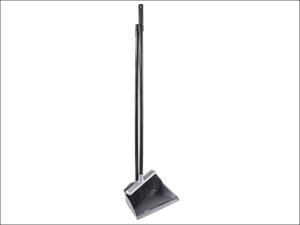 Elliott Dustpan & Brush Long Handled Long Handled Dustpan + Brush Set Silver 10F00131