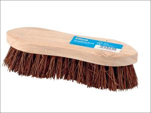 Elliott Scrubbing Brush Wood Scrubbing Brush 20cm 10F80841