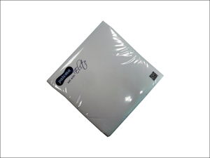 Essential Paper Napkins Napkins 2ply White x 50 NP40WH