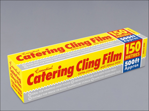Essential Clingfilm Cling Film 300mm x 150m PECLN500/9