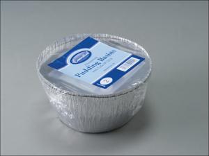 Essential Pudding Basin Foil Pudding Basin 2lb x 2 FPU2LB