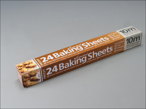 Essential Baking Sheets & Trays Baking Sheets (24 x 37 x 42cm) 10m BS2442