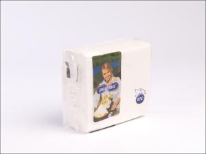 Essential Paper Napkins Napkins 1Ply 30 x 30cm White x 100 30WH100