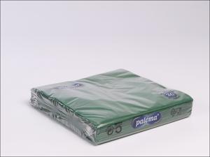 Essential Paper Napkins Napkins 3Ply 33cm Dark Green x 20 33DG17
