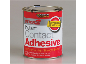 Everbuild Contact Adhesive Stick2 All Purpose Contact Adhesive 750ml