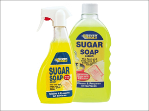 Everbuild Sugar Soap Sugar Soap Liquid 500ml