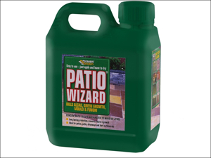 Everbuild Path/ Patio Cleaner Patio Wizard Concentrate 1L