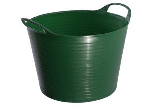 Gorilla Tubs Garden Tub Tub Trug Green Small SP14G