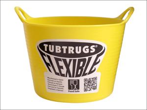 Gorilla Tubs Garden Tub Tub Trug Yellow Micro SPMICRO.Y