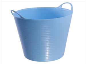 Gorilla Tubs Garden Tub Tub Trug Blue 26L SP26BL