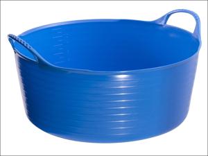 Gorilla Tubs Garden Tub Tub Trug Shallow Blue Large SP35BL