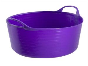Gorilla Tubs Garden Tub Tub Trug Shallow Purple Large SP35P