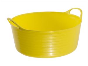 Gorilla Tubs Garden Tub Tub Trug Shallow Yellow 15L SP15Y