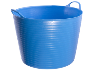 Gorilla Tubs Garden Tub Tub Trug Blue 38L SP42BL