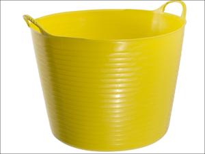 Gorilla Tubs Garden Tub Tub Trug Yellow 38L SP42Y