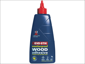 Evo-stik Wood Adhesive Resin 'W' Wood Adhesive Weatherproof D3 125ml