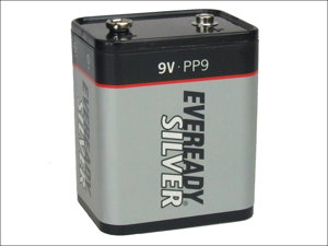 Energizer Standard Batteries Battery 9V x 1 PP9