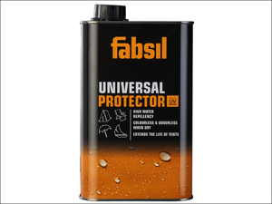Fabsil Camping Waterproofer Universal Protector + UV Protection 5L