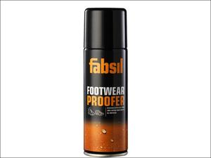 Fabsil Footwear Waterproofer Footwear Proofer 200ml