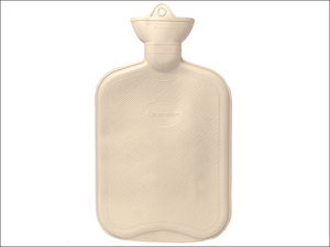 Coronation Hot Water Bottle Hot Water Bottle Plain 1.5L Assorted PR403