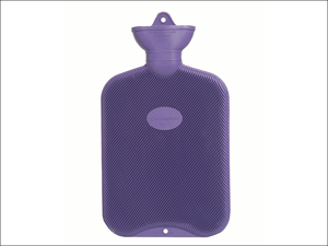 Coronation Hot Water Bottle Hot Water Bottle Double Ribbed 2L Assorted PR409