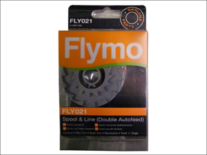 Flymo Strimmer Spares Double Spool & Line (Flymo21) HP-200