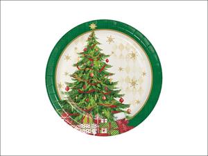 Anniversary House Disposable Plates Plates Tasteful Tree x 8 PC324131