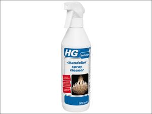 HG Mirror & Glass Cleaner Chandelier Cleaner 500ml