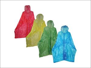 Highlander Waterproof Coat Emergency Rain Poncho WJ018