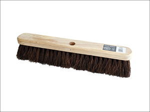 Hills Brush Broom Head Sweeping Broom Bassine Stiff 457mm VR6