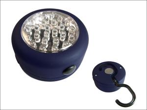 Active Multi Purpose Lights Round Cliplight 24 LED A50183