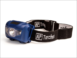 Active Head Torch LED Headtorch 80 Lumens A52095
