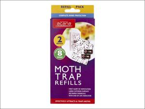 Acana Moth Proofer Moth Trap Refill x 2 Pack