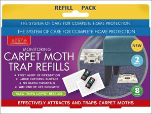 Acana Moth Proofer Carpet Moth Trap Refill x 2 1329-R