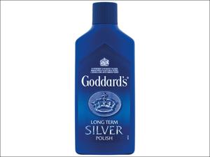 Johnsons Wax Silver/ Gold Polish Goddards Silver Polish 125ml 86121