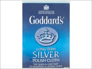 Johnsons Wax Silver/ Gold Polish Goddards Silver Polish Cloth 86050